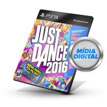 Just Dance 2016 - Ps3 - Digital Envio Em Até 24 Horas