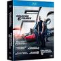 Box Blu-ray Coleção Velozes E Furiosos - 6 Filmes - Lacrado