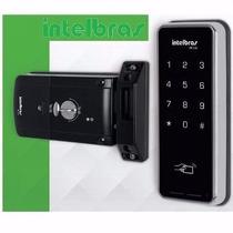 Fechadura Digital Intelbras- Fr200 Senha E Cartão Eletronica