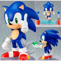 Sonic The Hedgehog Action Figure Original Pronta Entrega
