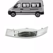 Lanterna Dianteira (cristal) Renault Master Ano 2005 A 2012