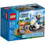 Lego City 60041 - Perseguição De Bandido Policia