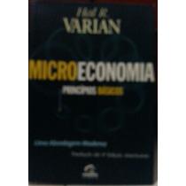 Livro - Microeconomia Princípios Básicos