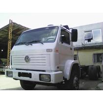 Caminhão Vw 24220 No Chassi