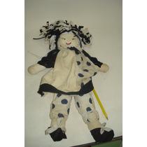 Boneca De Pano - Brinquedo