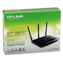 Roteador Tp-link Tl-wr4300 750mbps Dual Band N750