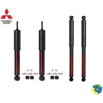 Kit Amortecedor Dianteiro + Traseiro L200 Sport 4x4 - Novo