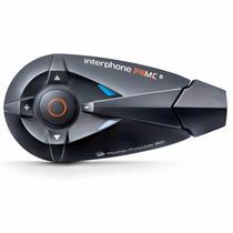 Intercomunicador Interphone Moto F4mc Capacete Comunicação