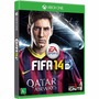 Game Fifa 14 - Xbox One Mídia Física - Lacrado Original