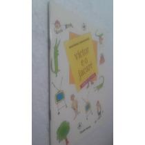 Livro Victor E O Jacare - Mariana Massarani