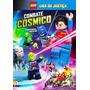 Dvd Lego Liga Da Justiça - Combate Cosmico