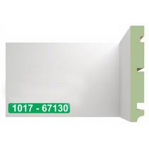 Rodapé Brasgroup Em Mdf Mod 1017 15cm Verde Ultra Madefibra