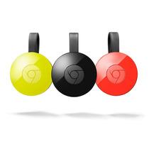 Novo Chromecast 2 Hdmi Edição 2015 Original 1080p Google New
