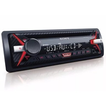 Cd Player Automotivo Sony Xplod Cdx-g1050u Am/fm Mp3 Usb