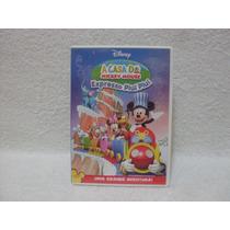 Dvd A Casa Do Mickey Mouse- Expresso Piuí Piuí