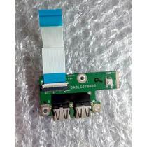 Placa Power On/off Usb Note Lg S425 S430 S525 Da0lg2tb6d0