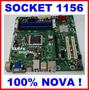 Placa Mãe Socket 1156 Para I3 I5 I7 1° Geração - Ipmip-gs