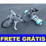 Projeto Completo Triciclo Drift Trike Motorizado 600 Brinde