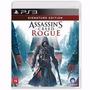 Assassins Creed Rogue Ps3 Mídia Física, Lacrado Original