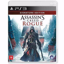 Assassins Creed Rogue Ps3 Mídia Física, Lacrado Original