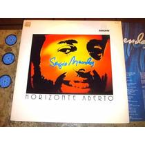 Lp Sergio Mendes - Horizonte Aberto (1979)c/ Djavan +encarte