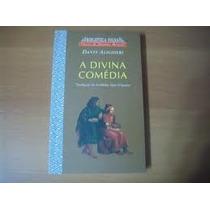 Livro A Divina Compedia Dante Alighieri Editora Folha Livr