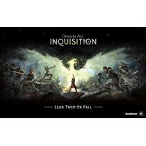 Dragon Age Inquisition - Ps3 Código Psn Português