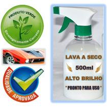 Lava Carro A Seco Alto Brilho Ecológico Economize Água