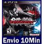 Tekken Tag Tournament 2 Jogo Ps3 Psn Digital