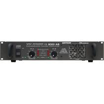Amplificador Potência Prof. Ciclotron W Power I I 9000 Ab