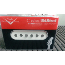 Captador Fender Custom 54 Strat P/meio Ou Braço