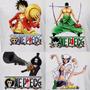 Camisetas Do One Piece - Anime