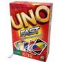 Jogo Uno Fast Mattel Original Novo E Lacrado