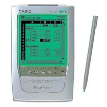 Pocket Viewer Casio 2mb