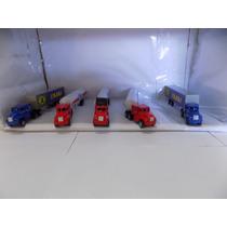Lote De Miniatura De Caminhão