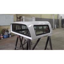 Capota Em Fibra P/s10 Cabine Dupla Até 2012 -usada Impecavel