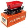 Vagão Basculante Minerio 1/87 Ho Marklin Box Orange