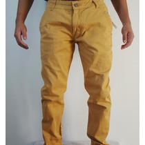 Calça Masculina Jeans Abercrombie & Fitch Color Importada