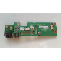 Placa Svideo Conector Rj11 Fax Notebook Positivo Mobile W67