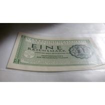 Eine Reichsmark Alemanha Cédula Nota