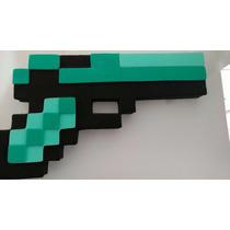 Revólver Do Minicraft