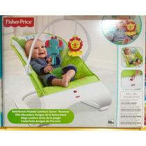 Fisher Price Cadeirinha Bebê Amigos Da Floresta Mattel