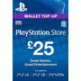 Psn Card 25 Libras Uk Cartão Playstation Network Imediato