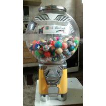 Máquina De Bolinhas, Chicletes, Cap Vending Machine Usadas U