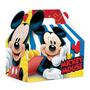 Maleta Kids Média10 Un Mickey Mouse Disney Original Cromus