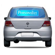 Adesivo Perfurado Para Vidro De Carro Com Qualidade Hd