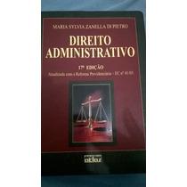 Direito Administrativo - Maria Sylvia Zanella Di Pietro