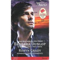Livro Harlequin Desejo Dueto Clube Dos Milionarios Ed. 17