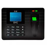 Relógio Ponto Biométrico Impressão Digital  Pronta Entrega