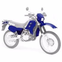 Kit De Carenagem Yamaha Dt 200 R - S/ Ad - Azul 99/00